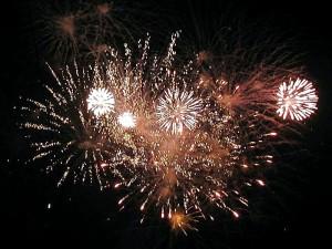 fuochi d'artificio, di nuovo, regina, mary