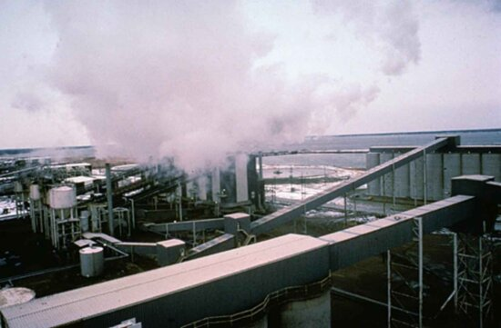 industrial, plant