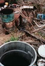 contaminant, junkyard