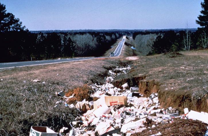highway, pollution
