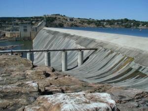 main, water, pipeline