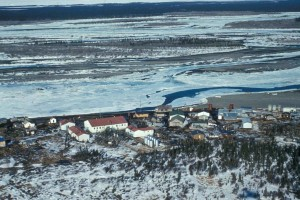 Noatak, village, Noatak, rivière