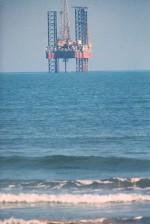 oil, sea