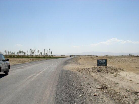 paved, road, lead, way, development