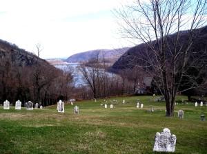 Shenandoah, elv, harpers, ferge, kirkegård