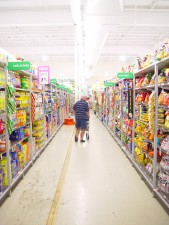 shopping, supermarket