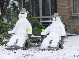 bonhomme de neige, images