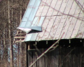 wind, damage, barns, tin, roof