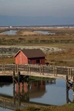 bateau, maison, edwards, San Francisco, baie, désert, refuge