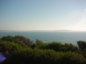 bremer, bay, panorama