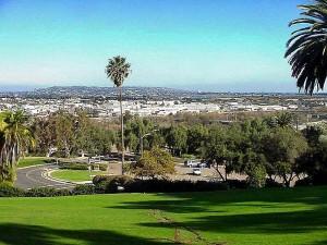 Misija, uvala, park, San Diego