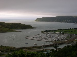porirua, zealand, harbour, entrance