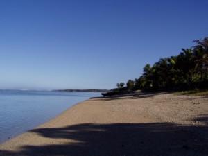 beach, shadow