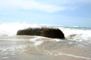 nagy, rock, strand