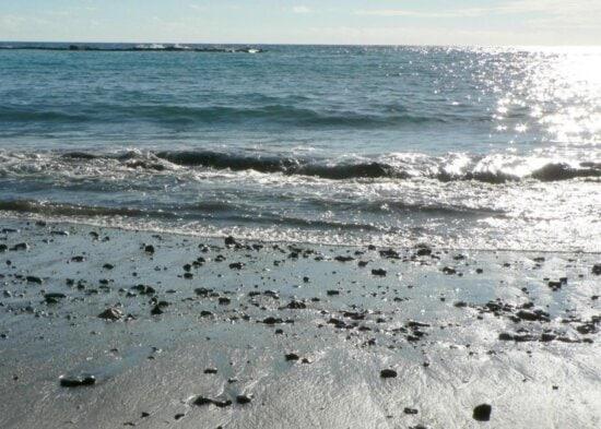 stones, beach, shore