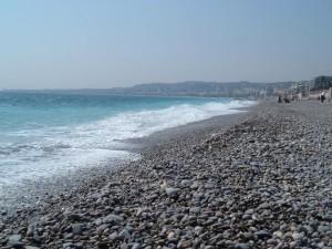 pierreux, océan, plage