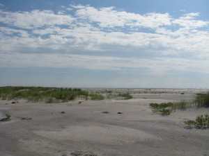 little, beach