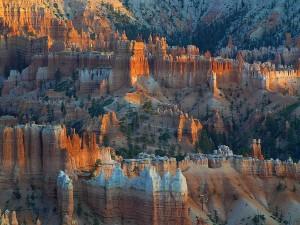 bryce, canyon, albe