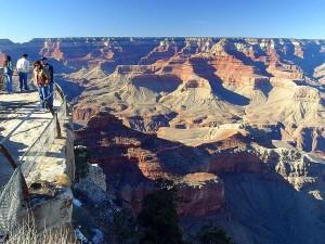 canyons, overlook
