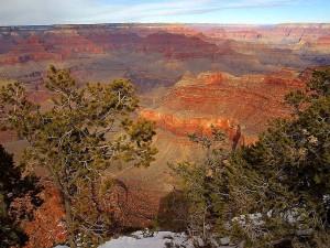 grand, canyon, Arizona, nature