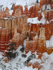 spire, bryce, canyon