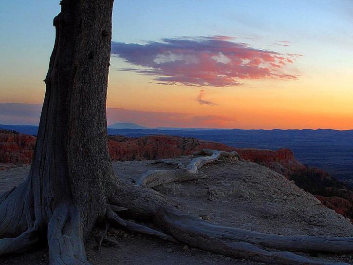 sunrise, canyon