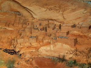 Betatakin, falaise, Indiens Navajo, monument national