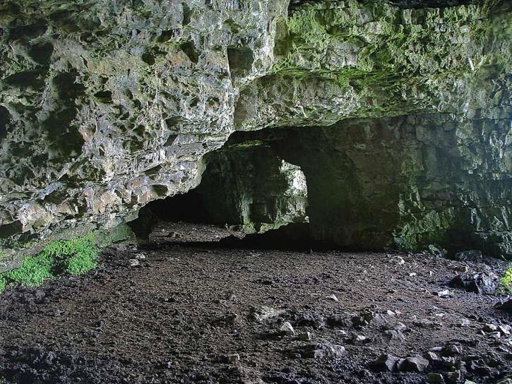 jeskyně, jeskyně, keshcorran, carrowkeel, Irsko