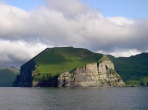 alaska, cliffs, landscape