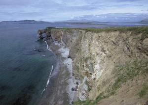klipper, hav, kysten