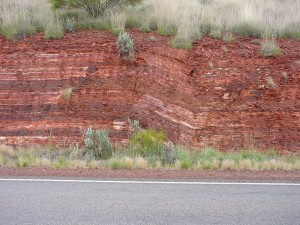 rock, fault, west, great, northern highway