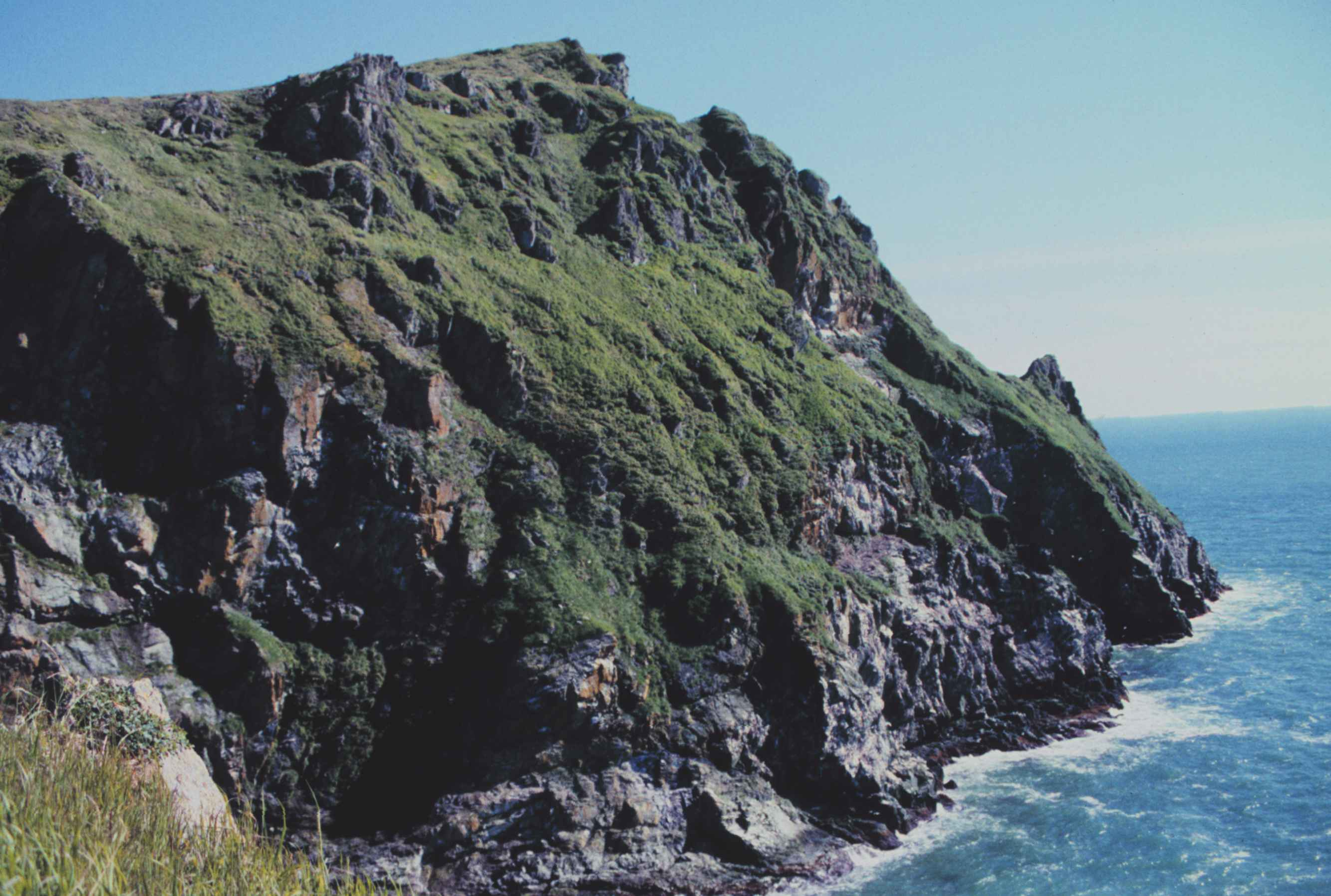 Free Picture Rocky Cliffs Line Southwestern Coast