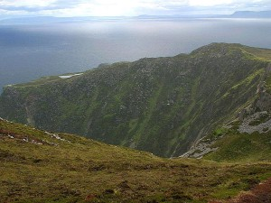 slieve, league, cliffs, Ireland
