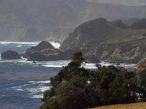 bixby, bridges, ocean, coastlines