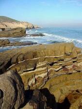 cabrillo, tide, pools, ocean, waves