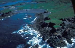 naugolka, le point, le littoral