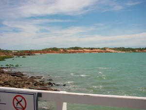 shore, broome, harbour