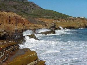 ocean, rocky, coast