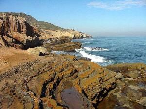 oceano, waveson, rocce