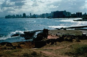 nauljena, obalu, gradsko područje