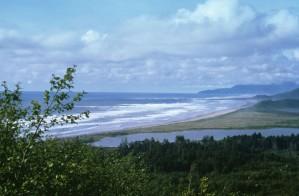 Oregon, obala
