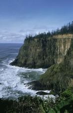 Oregon, obala, stijena