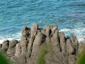šljunčana, more, obala