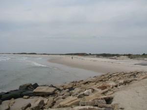 coastline, holgate, beach