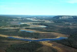 ruisseau, national, réserve