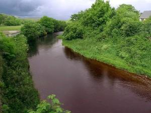 irlande, ruisseaux, ardara