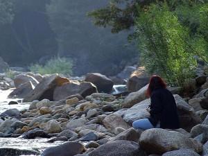 cours d'eau, des canyons, des vallées