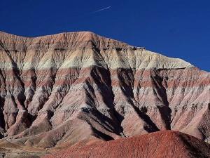 desierto, montañas
