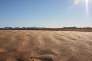 désert, cabeza, prieta, désert, refuge