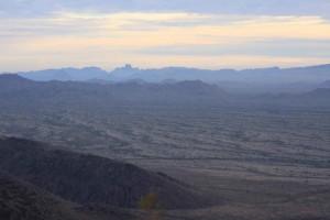 scenic, desert, landscape